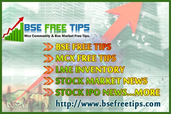 Today Stock Market Free Tips