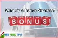 What is a Bonus Shares