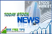 today stock market news