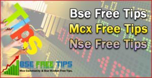 Stock market and mcx free tips