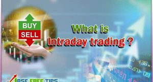 Whai is Intraday Market in BSE and MCX