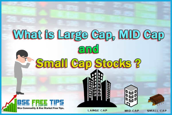 what is Large Cap, MID Cap and Small Cap stocks ?